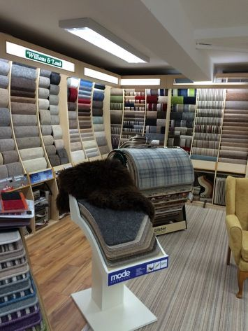 williams and lamb carpet showroom